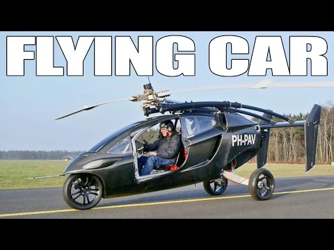 Flying Car PalV One