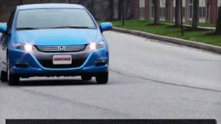 New 2010 Honda Insight | Hybrid Test Drive | Insight Vs Prius