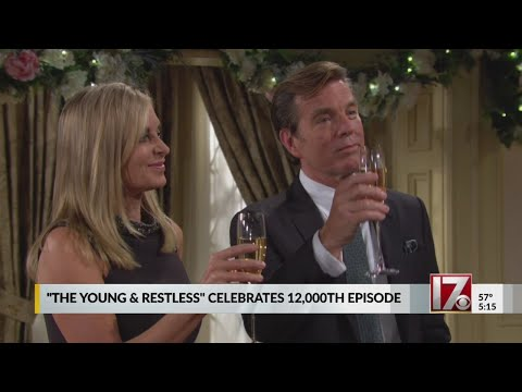 'Young & Restless' celebrates 12,000 episodes