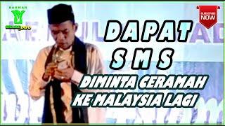 Video Dapat PESAN diminta Datang Ke Malaysia Lagi Ceramah Ustadz Abdul Somad Terbaru MP3, 3GP, MP4, WEBM, AVI, FLV September 2019