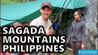 Sagada Philippines  city photo : Sagada: Echo Valley, Hanging Coffins, Underground Cave, Philippines S1 Ep6