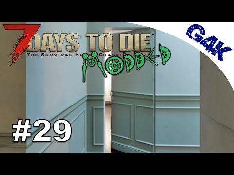 Hidden Door | 7 Days To Die Valmod Let's Play | Part 29