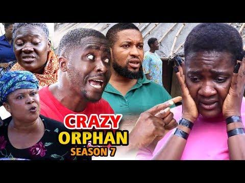 CRAZY ORPHAN SEASON 7 - Mercy Johnson 2019 Latest Nigerian Nollywood Movie Full HD