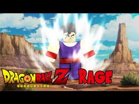 I'm Raging!! (Dragon Ball Rage) |Roblox| [with MCA]