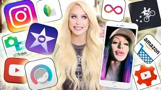 What's On My iPhone 6S Plus?! | Gigi by Gigi Gorgeous