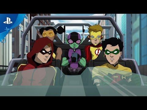 Teen Titans: The Judas Contract – Teaser Clip | PlayStation Video