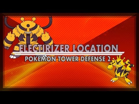 PTD 2: Electirizer Location (Where to find the Electirizer)