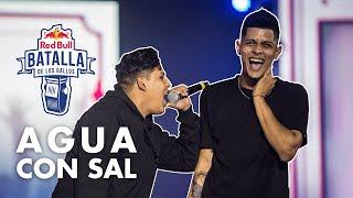 NEON vs LETRA: Octavos - Final Internacional 2018 | Red Bull Batalla de los Gallos