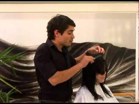 VIVABELEZA - Aula Fácil - Corte criativo em um cabelo longo.
