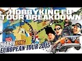 HK 2015 European Tour 2nd Announcement