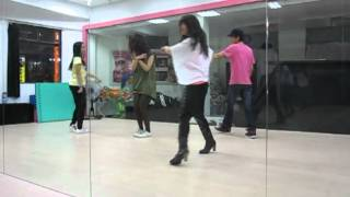 4Minute-Volume Up~小五MV舞蹈教學(Five's MVDance Class)