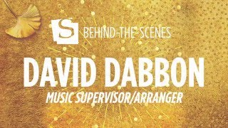 Behind The Scenes with David Dabbon