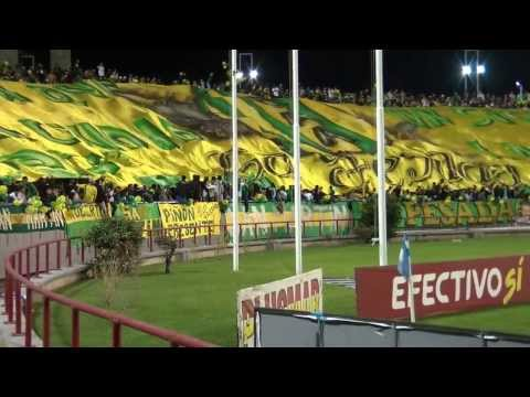 Aldosivi - Independiente 21-02-2014 (01) - La Pesada del Puerto - Aldosivi