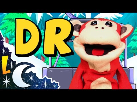 Sílabas dra dre dri dro dru - El Mono Sílabo - Videos Infantiles - Educación para Niños #