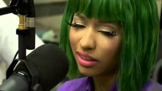 Nicki Minaj Interview On The Breakfast Club! Talks Relationship With Drake   Weezy,