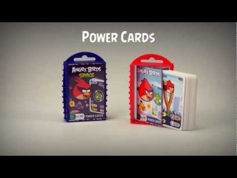 Видео - Ангри Бёрдс (Angry Birds Star Wars) Карточная