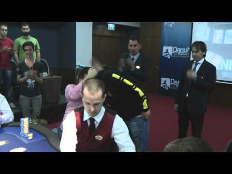 Danube Poker Masters 5: Main Event Predrag Premovic Odlazi_Best poker videos of the week