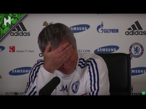 jose - A strange noise, possibly from one of Jose Mourinho's players, interrupted his pre-match match press conference but the Portuguese did see the funny side of ...