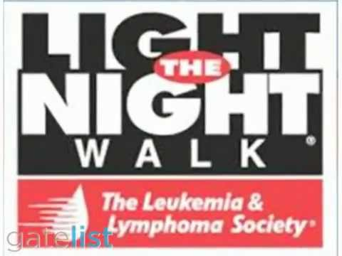Leukemia & Lymphoma Societys Light The Night Walk San Francisco, CA