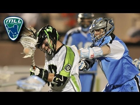 MLL Week 4 Highlights: New York Lizards at Ohio Machine_Lacrosse vide�k. Heti legjobbak
