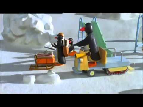 Pingu the Paperboy [HD] Full Episode