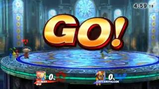 Solomar challenge Super Smash Bros Wii U For Glory Olimar 2 stock!! I DID IT MOM!