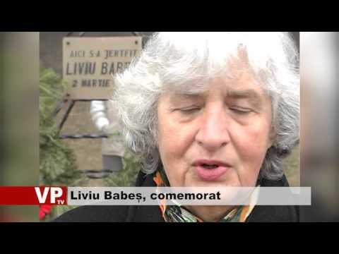 27 de ani de la moartea lui Liviu Babeș