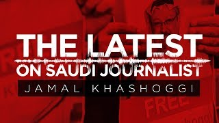 Here's what audio allegedly reveals about murdered, dismembered Saudi journalist Jamal Khashoggi