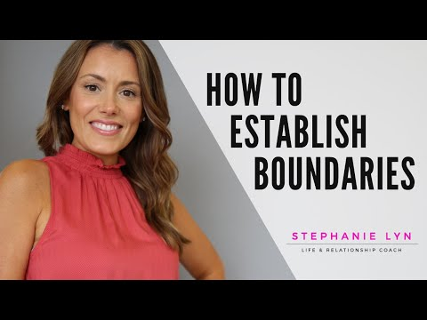 Let's Talk About Boundaries with People (The stuff we were never taught)