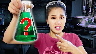 FOUND PROJECT ZORGO MYSTERIOUS LABORATORY (Escape Room Challenge and Mystery Clues Solved)