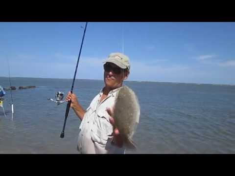 Surf fishing in south carolina for spotted sea trout for South carolina surf fishing