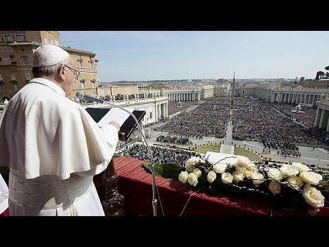 Πάπας Φραγκίσκος: «Μόνο η αγάπη μπορεί να νικήσει την τυφλή και ανελέητη βία»