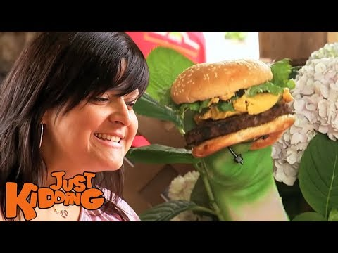 Funniest Burger Attack – Just Kidding