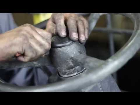 How to replace a forklift horn button | Intella Liftparts