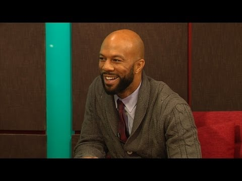 shira lazar - Grammy-winner Common talks about his first taste of controversy and his new book,