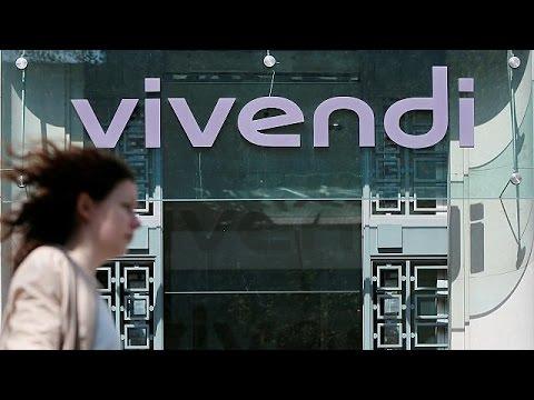 Σχέδια επέκτασης για τη γαλλική εταιρία ψυχαγωγίας Vivendi – corporate