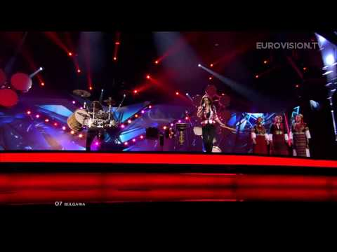 bulgaria - Powered by http://www.eurovision.tv Bulgaria: Elitsa Todorova, Stoyan Yankulov - Samo Shampioni (Only Champions) live at the Eurovision Song Contest 2013 Sem...