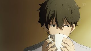 Powfu - Death Bed feat Beabadoobee (coffee for your head) AMV Anime Mix