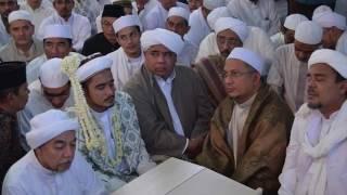 Video Akad Nikah Habib Hanif Al Athos, Mantu Habib Rizieq bin Syihab,  Milad FPI 18 di Markaz Syariah MP3, 3GP, MP4, WEBM, AVI, FLV Januari 2019