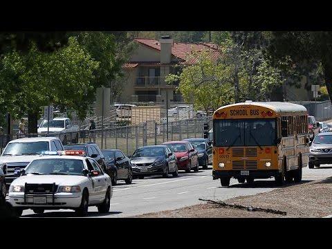 Μακελειό σε δημοτικό σχολείο στο Σαν Μπερναρντίνο