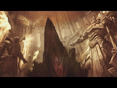 Diablo 3 - Reaper of Souls Cinematic