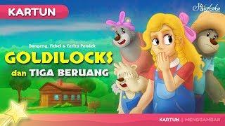 Video Goldilocks dan Tiga Beruang | Kartun Anak - Dongeng Bahasa Indonesia MP3, 3GP, MP4, WEBM, AVI, FLV Januari 2019