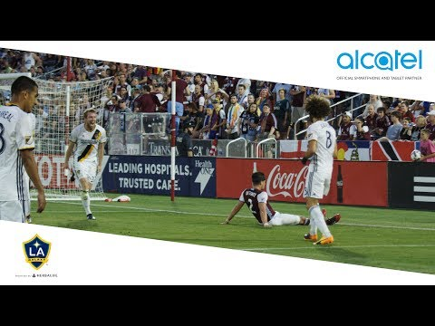 Video: Alcatel Moment of the Match | Jack McBean sneaks a back heel past Tim Howard
