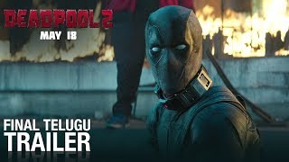Video Deadpool 2 | Final Telugu Trailer | Fox Star South | May 18 MP3, 3GP, MP4, WEBM, AVI, FLV Mei 2018