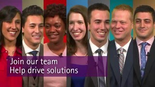 Do work that matters. Hear directly from our people about our collaborative work environment and how you can deliver impact as...