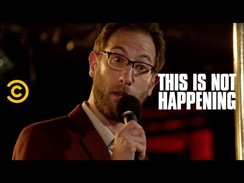 Ari Shaffir & Pete Carboni - First Mushroom Trip - This Is Not Happening - Uncensored