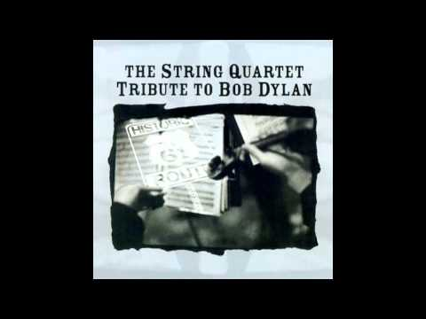 Vitamin String Quartet - All Along The Watchtower (Bob Dylan Cover)