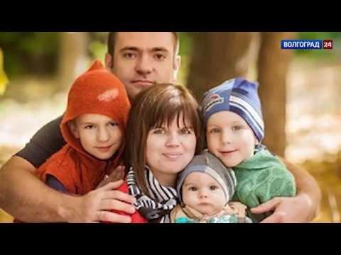 30 июля 2016. Семья Антонцевых