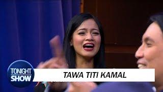 Video Titi Kamal Dibikin Ketawa Terpingkal - pingkal Main Tatap - tatapan MP3, 3GP, MP4, WEBM, AVI, FLV Oktober 2017