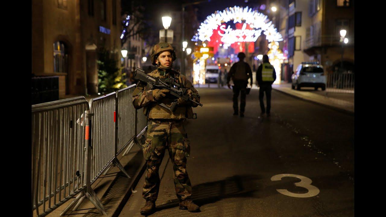 Πυροβολισμοί στο Στρασβούργο – Τουλάχιστον ένας νεκρός και τρεις τραυματίες…